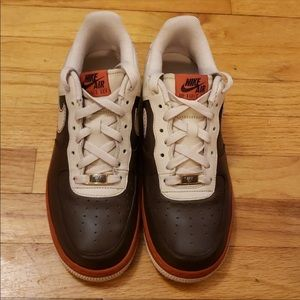 Air Force ones. Lightly used. No box